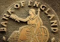 英国央行按兵不动 维持利率不变已达六年