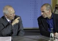 德国财长翻脸:不排除希腊意外退出欧元区