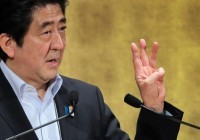"""日本经济7年内5次陷衰退,""""安倍经济学""""破产了吗?"""