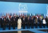 G20领导人坚持经济额外增长2%的目标 尽管阻力重重
