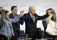 巴黎气候大会达成里程碑协议 富国及穷国均需减排