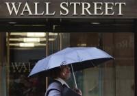 华尔街魅力渐失:从业者薪水可以用崩盘形容