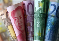 """人民币入""""篮""""权重第三 欧元意外大跌"""