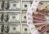 卢布大跌冲击有美元房贷的俄罗斯人