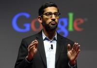 谷歌CEO Pichai获赠近2亿美元股权激励