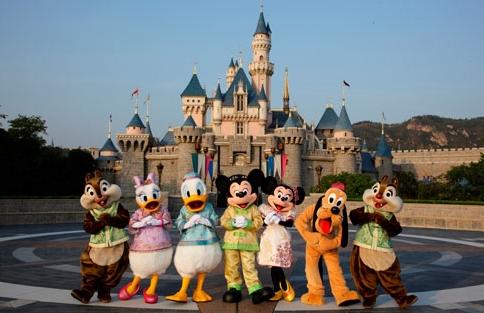 联动上海迪士尼 英国唯泰来华抢购物村市场