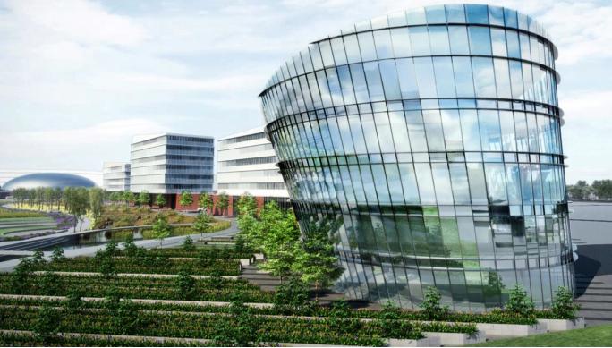 福特汽车力争营造硅谷工作环境,改造其总部和产业园区