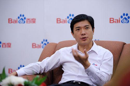 李彦宏:若失去用户支持 百度离破产只有30天(图)