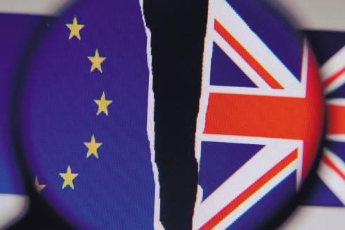 脱欧恶果:欧元区和英国2017年GDP预估均遭下调