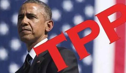 "TPP要""黄""了?奥巴马不答应"