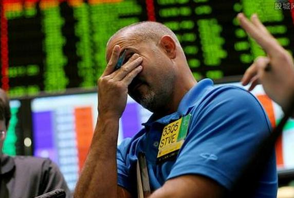 欧美股市大跌 欧股跌近2%