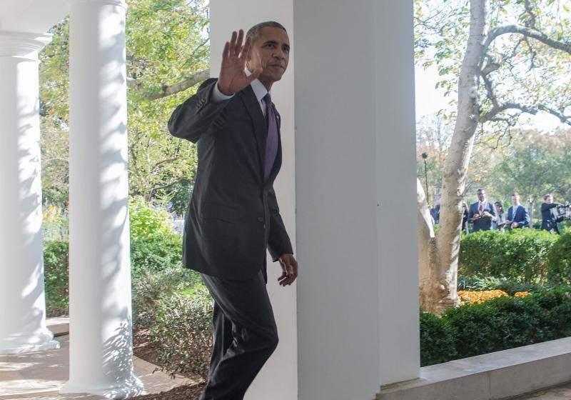 不舍即将卸任!美国人要奥巴马续任