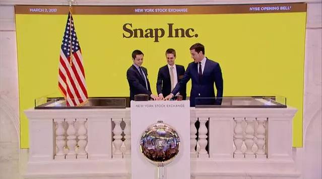 继阿里后美股最大IPO,Snapchat到底是什么来头?