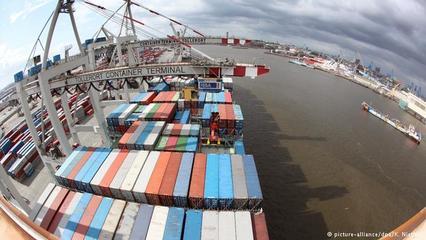 """德国贸易愈发失衡 巨额贸易顺差引发""""内忧外患"""