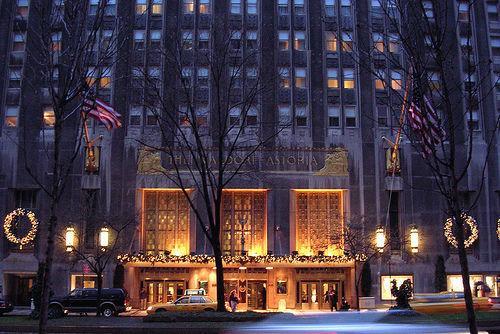安邦翻修纽约华尔道夫酒店 四分之三将变公寓出售(图)