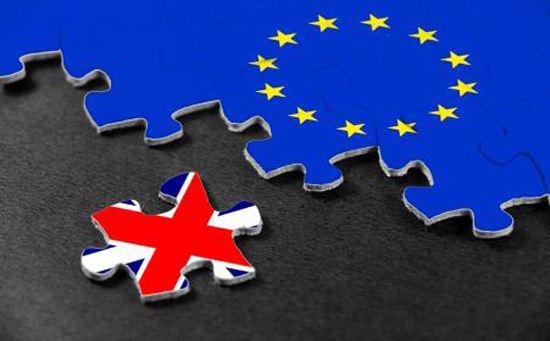 """脱欧谈判还没开始,欧盟就开始各种""""排挤""""英国"""