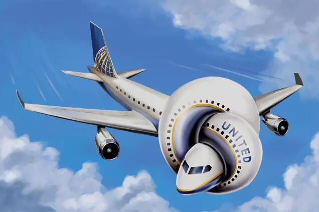 """航空公司真能这么做吗?—— 关于美联航""""拖拽门""""事后的思考"""