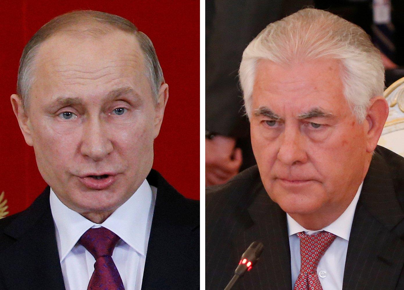美俄破冰?普京改主意会见美国国务卿 美元反弹