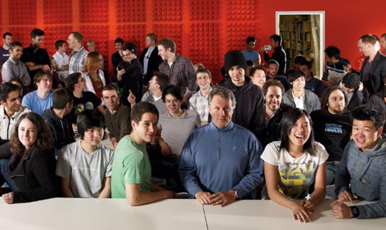 原本千里挑一的硅谷创业训练营,现在准备一年孵化一万家公司