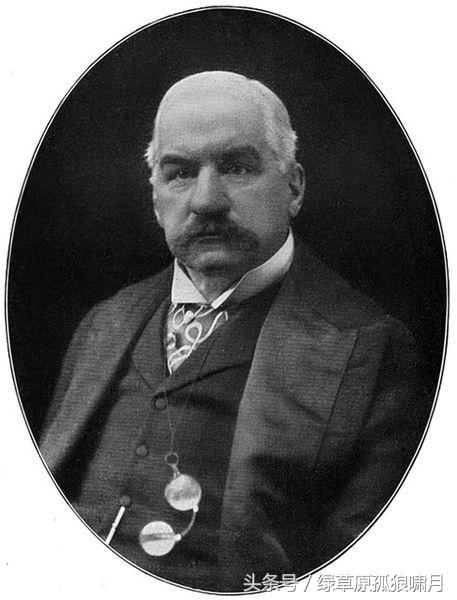 商战经典:摩根的第一桶金