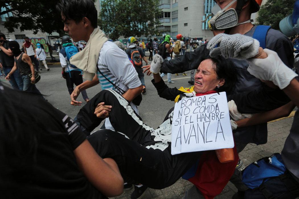南美曾经最富裕的国家,为啥人民现在吃不上饭了?