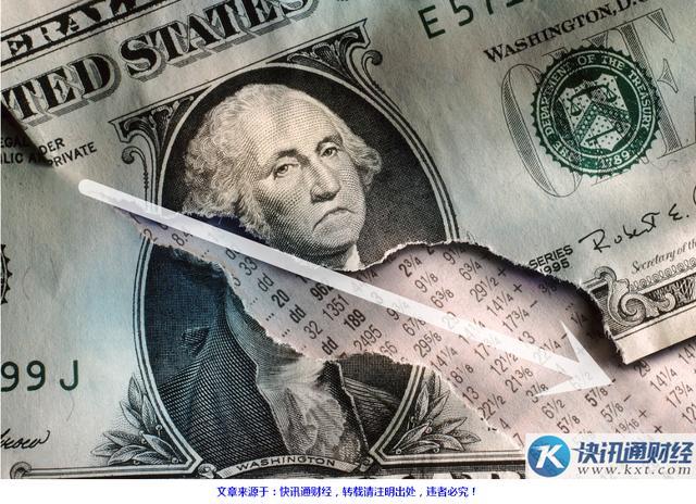 美联储耶伦加息2次都没用!美元暴跌的罪魁祸首是特朗普还是谁?