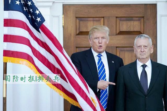 """特朗普鼓动军人""""干政"""":目的还在军费?"""